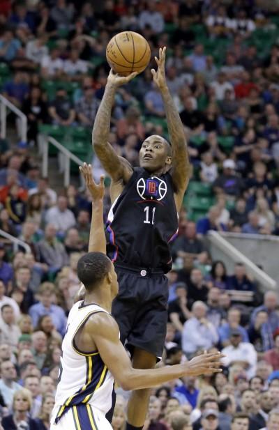 NBA》克勞佛德壓哨三分致勝  快艇延長賽退爵士(影音)