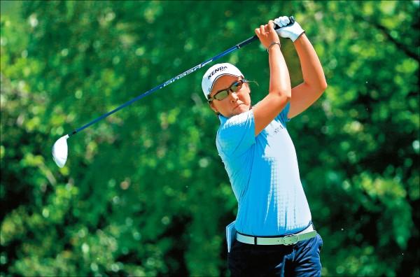 LPGA美國志工德州高球賽》龔怡萍、徐薇淩 並列35