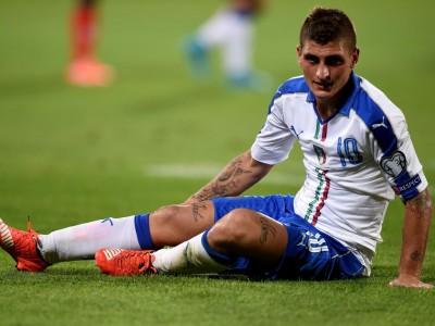 歐洲盃》義大利中場舊傷復發 決定開刀不踢6月歐洲盃