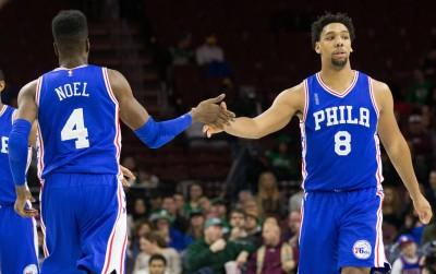 NBA》手握狀元籤不滿足 傳七六人交易歐卡佛?