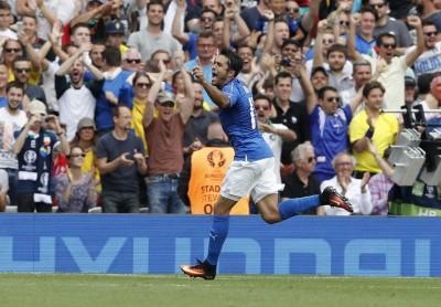 歐洲盃》艾德爾漂亮絕殺 義大利擊退瑞典 (影音)