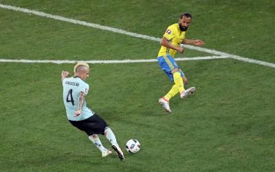 歐洲盃》比利時分組第2晉級 瑞典戰神告別國家隊 (影音)
