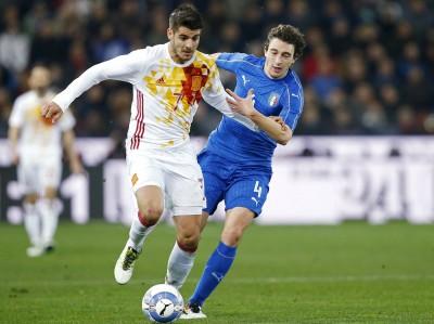歐洲盃》16強對決 藍衣義大利迎戰白衣西班牙