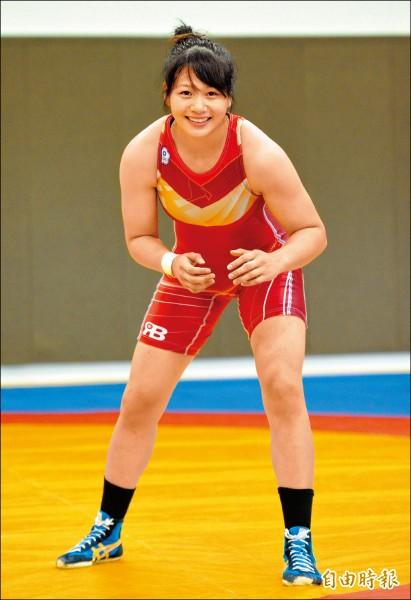 里約奧運台灣點將錄》汪亦岫 策馬奧運第一人 陳玟陵 角力直攻大舞台