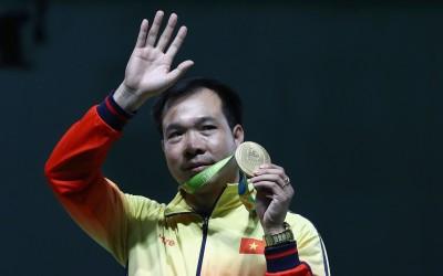 奧運》越南射擊老將奪史上首金 獎金卻得分50年領