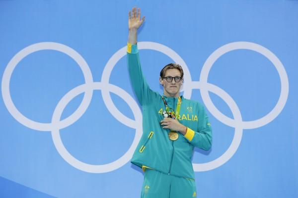 霍爾頓遭中網友洗板 澳洲奧委會出手了!