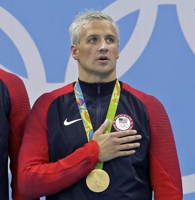 奧運》假搶劫事件 美金牌泳將遭禁賽罰10萬美金