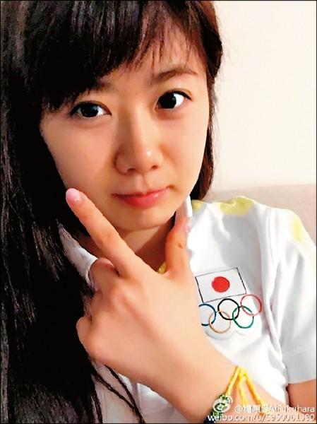 天才「瓷娃娃」 福原愛15歲打奧運