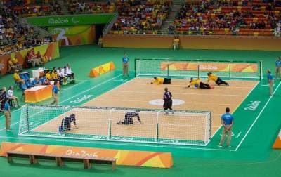 帕運》視障門球比賽 巴西觀眾安靜觀看 (影音)