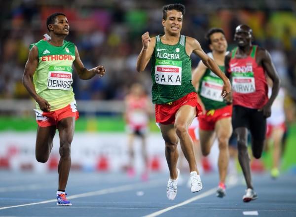 帕運》視障T13級1500米 前4名比奧運金牌還要快!