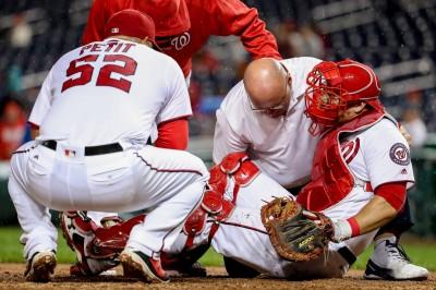 MLB》繼哈波後國民再傷大將 季後賽隱憂?
