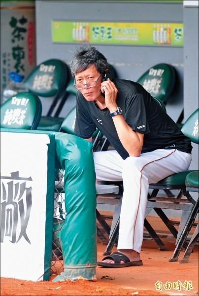 郭泰源批離譜 不參議50人、不再穿台灣隊球衣