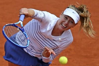 網球》莎拉波娃上訴成功 禁賽從兩年縮短成15個月