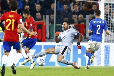 世界盃資格賽》羅西12碼罰球拯救 義大利逼和西班牙