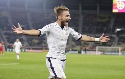 世界盃資格賽》客場苦戰馬其頓 伊莫比萊助義大利逆轉 (影音)