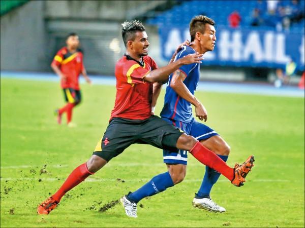《世界盃資格附加賽》台灣對戰東帝汶 當心黑腳暗算