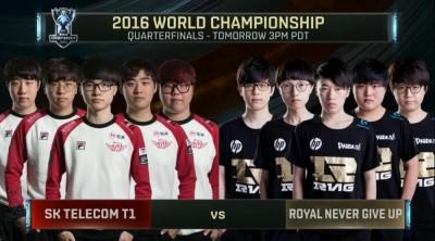 LOL世界賽》王者SKT難撼動 中國8強慘遭淘汰