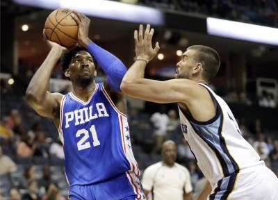NBA》七六人準備好了  歐卡佛即將回歸
