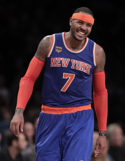 NBA》尼克為何找來羅斯?全因安東尼的一席話