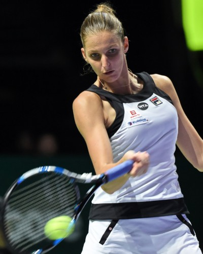 WTA》穆古魯莎年終賽碰剋星 小組賽首場遭逆轉