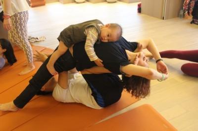親子快樂「玩」瑜伽 Rainbow Kids Yoga創辦人首度來台