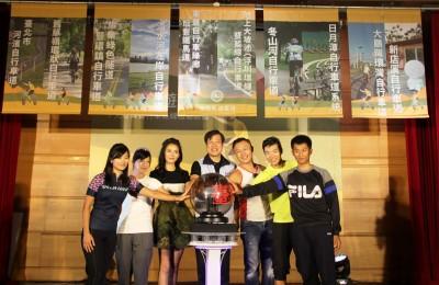 台灣十大經典自行車道 馮俊凱、黃亭茵最愛的路線是這裡