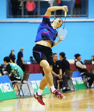 羽球》連兩戰加速輕取對手 李佳馨明爭冠