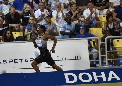 田徑》里約奧運女子800M金牌 雙性人塞門亞迎娶女友