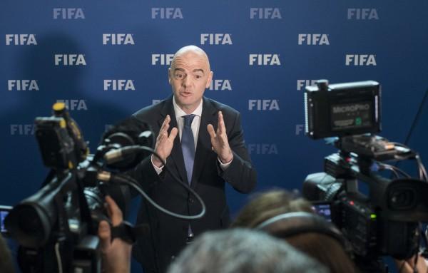 足球》世界盃隊伍再增加 2026年變48隊
