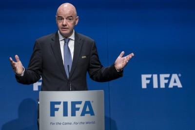 足球》2026年世界盃擴軍48隊 FIFA主席:跟錢無關