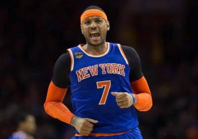 NBA》放棄霸王條款去抱腿? 安東尼無奈回應