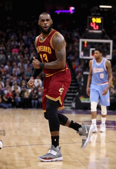 NBA》詹皇回應湯普森幼稚說 直言「一切都過去了。」