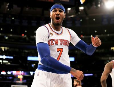 NBA》對尼克永遠忠誠 「甜瓜」安東尼有話說