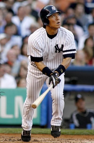 MLB》明年名人堂有誰?美媒點名瓊斯、松井秀喜