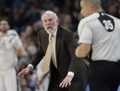 NBA》波總遭驅逐出場 金塊後衛模仿裁判超搶鏡(影音)