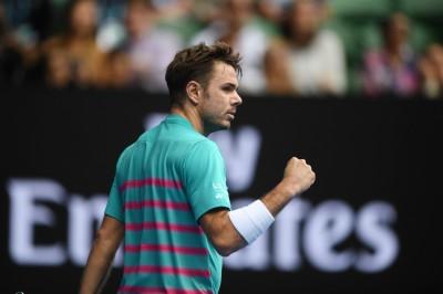 澳網》搶七大戰勝出 瓦林卡晉級16強