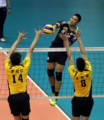 排球》「台灣隊長」陳建禎缺席世大運 仍期待受國家隊徵召