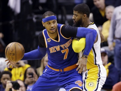 NBA》翻轉甜瓜劇本 安東尼:真是太棒了