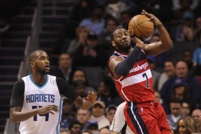 NBA》沃爾率巫師擊敗黃蜂 排名登上東部第五