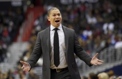 NBA》不敵鵜鶘 騎士教頭泰倫魯:我們沒有尊重他們
