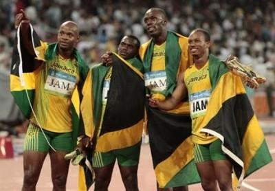 豬隊友用禁藥 波爾特奧運金牌被追回