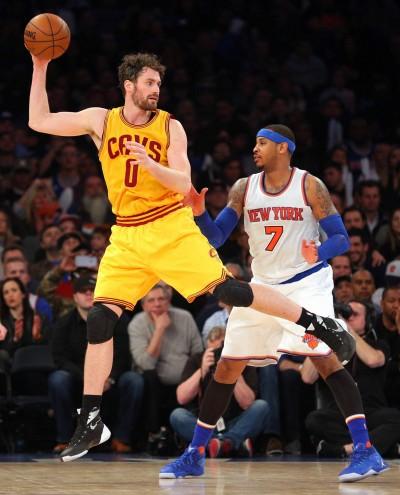 NBA》美媒爆料 尼克願拿安東尼跟騎士交易勒夫