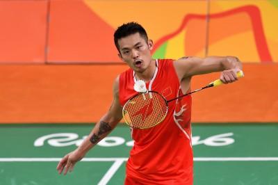 羽球》受35歲「費天王」激勵 林丹放眼20冠