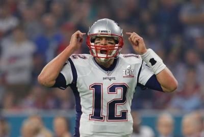 NFL》狂歡過後 布雷迪發現勝利球衣遭竊