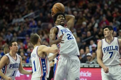 NBA》七六人2月份還沒贏過 恩比德、狀元郎何時復出成未知數