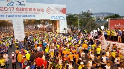 路跑》肯亞高手聚集港都 雙破高雄馬拉松大會紀錄