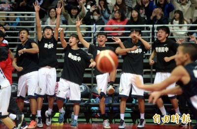 HBL》東泰逆轉東山 本屆男女組4強全出爐