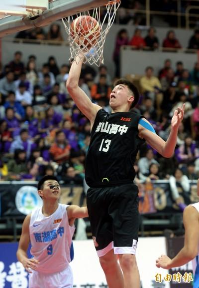 HBL》看得見進步!譚傑龍得分創生涯新高 泰山摘第六