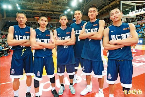 東泰高中- 自由體育