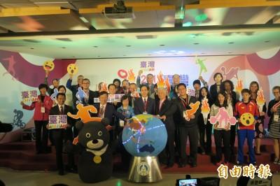 世大運》近百場國際賽事在台灣 郭婞淳、鄭怡靜站台